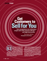 Get Customers to Sell for You
